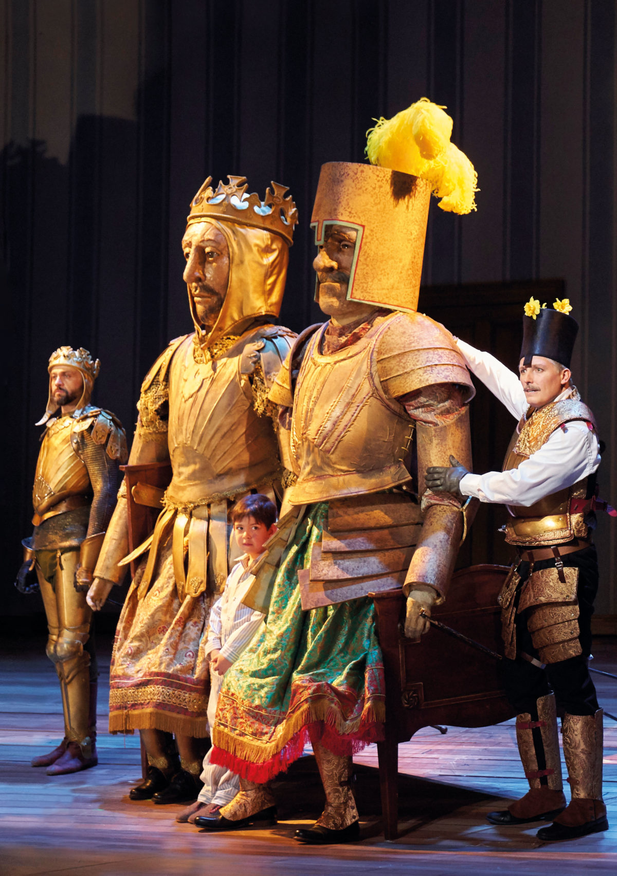 Henry Purcell, King Arthur,  Theater an der Wien