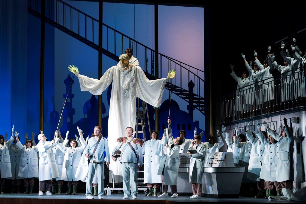 Carl Maria von Weber, Oberon,  Theater an der Wien,19. Mai 2019