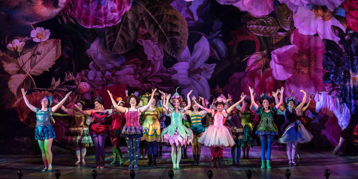 Gilbert & Sullivan, Iolanthe, English National Opera, 24. Februar 2018