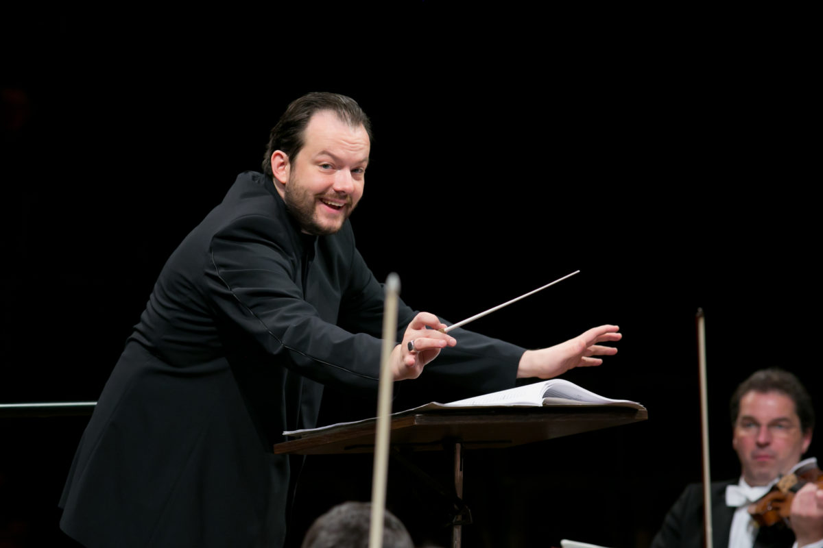 Lauma Skride, Andris Nelsons, Gewandhausorchester  Leipziger Gewandhaus, 13. September 2019