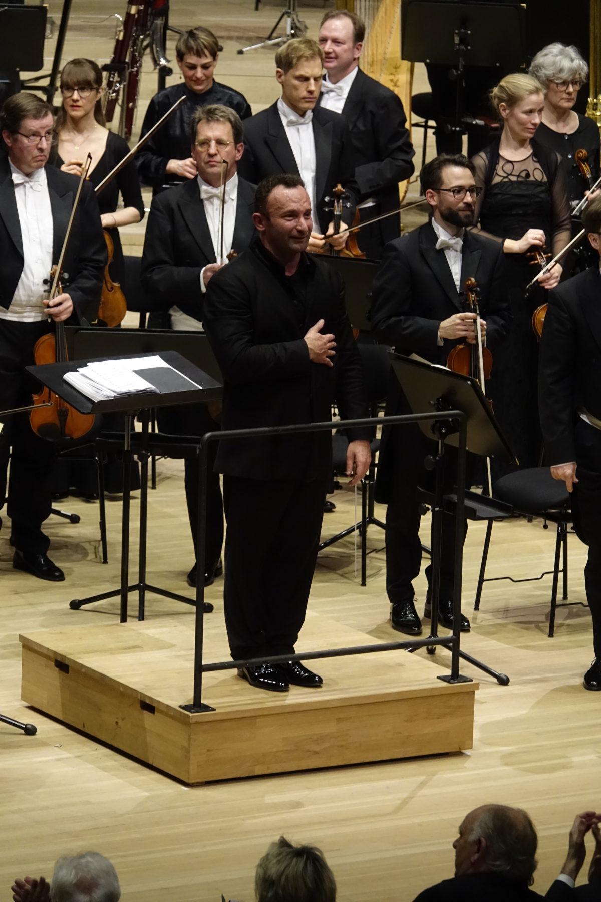Bayerisches Staatsorchester, Kirill Petrenko, Julia Fischer, Daniel Müller-Schott,  Elbphilharmonie Hamburg
