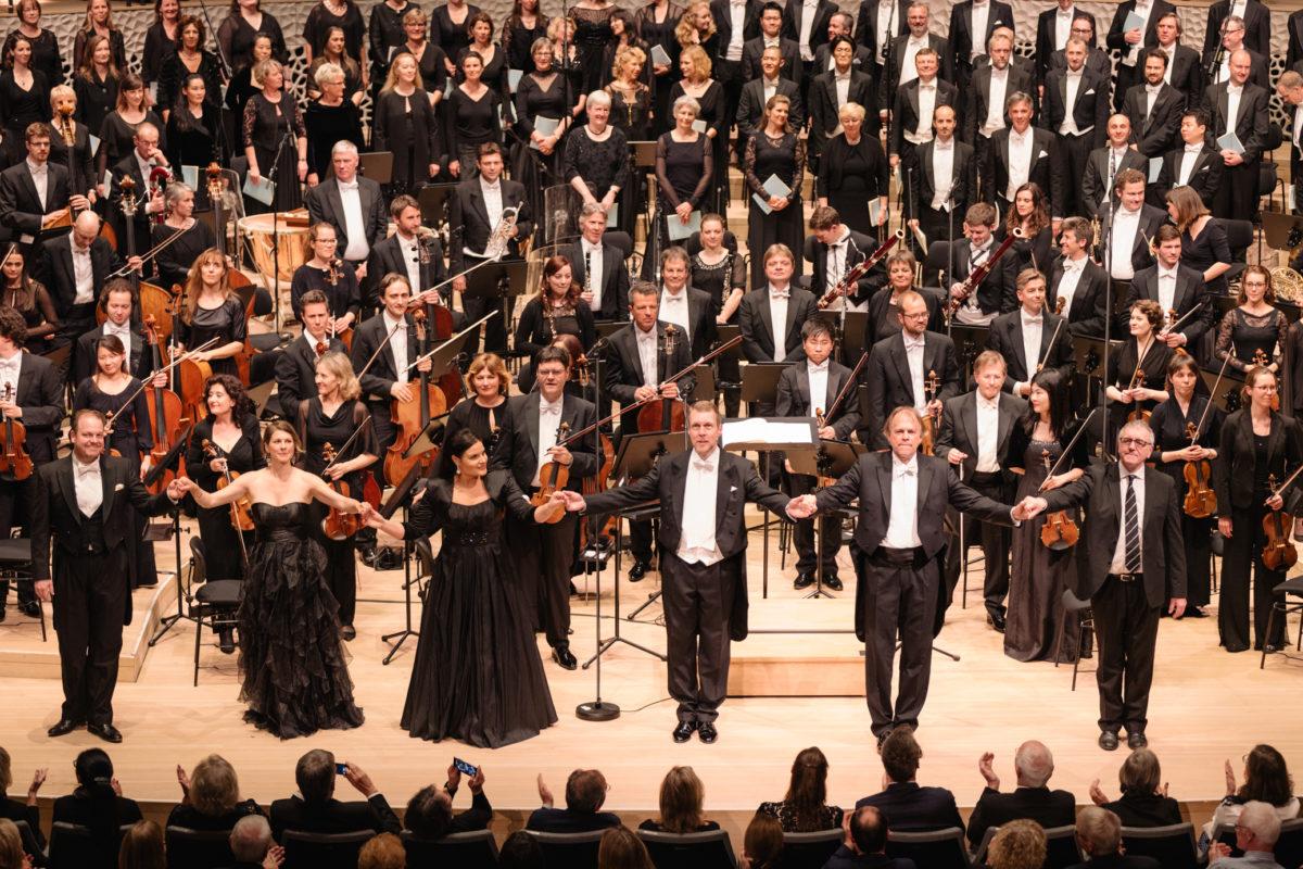 Ludwig van Beethoven, Missa solemnis,  Elbphilharmonie Hamburg