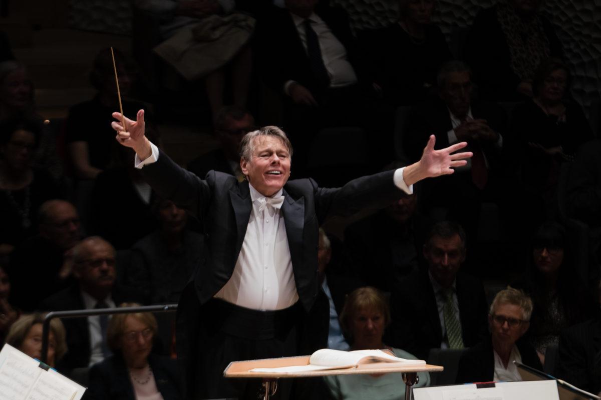 Symphonieorchester des Bayerischen Rundfunks, Mariss Jansons,  Elbphilharmonie Hamburg