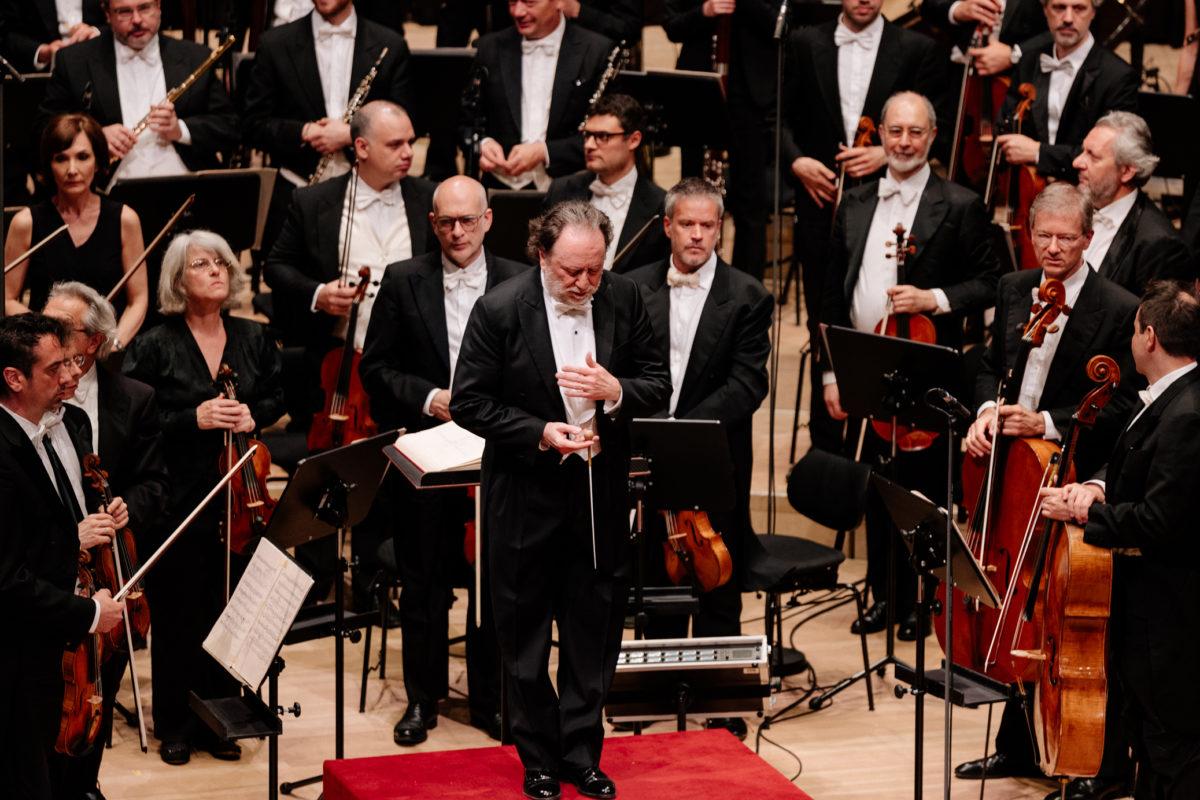 Giuseppe Verdi, Messa da Requiem, Coro e Orchestra del Teatro alla Scala, Riccardo Chailly,  Elbphilharmonie Hamburg