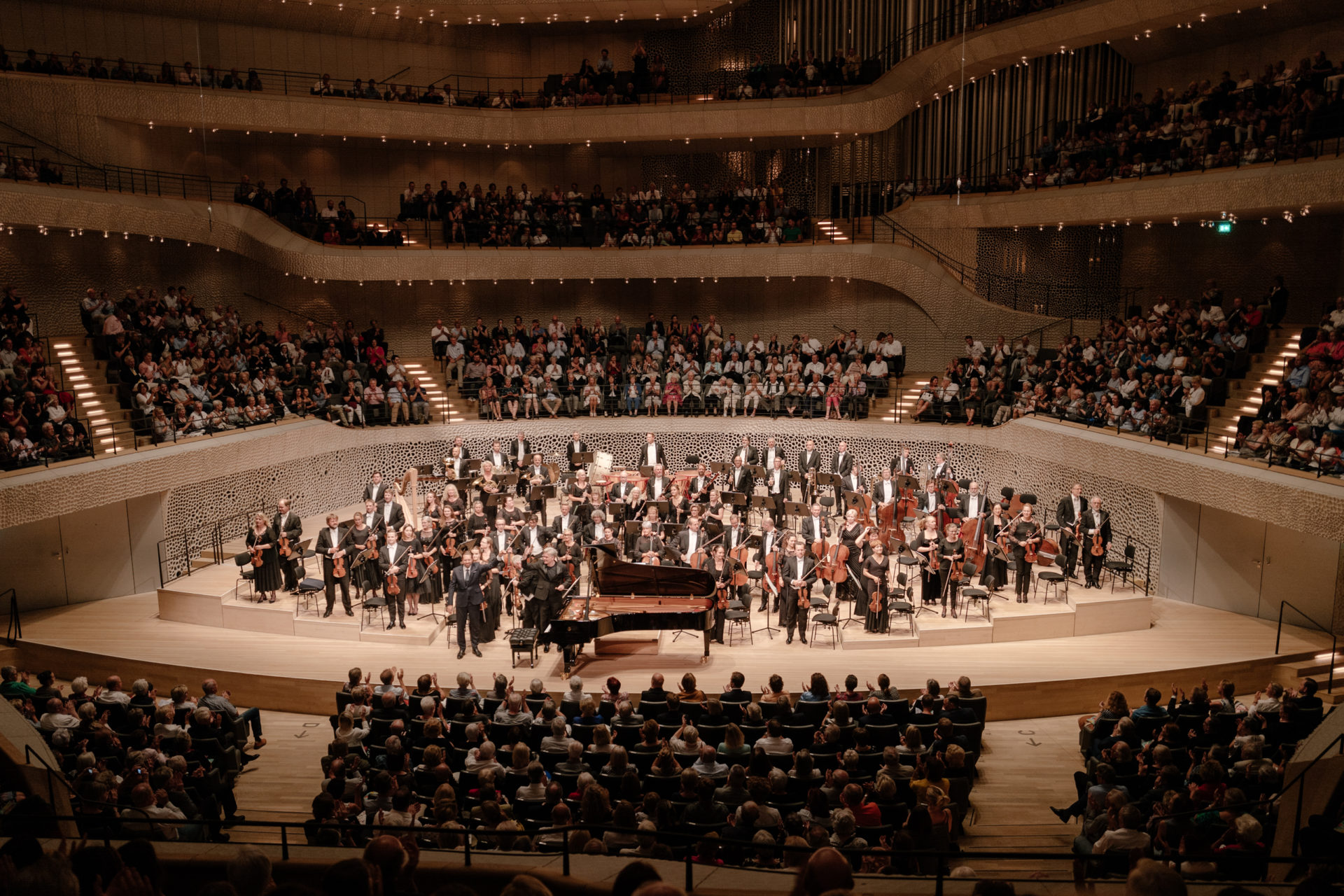 Bergen Philharmonic Orchestra, Leif Ove Andsnes, Edward ...