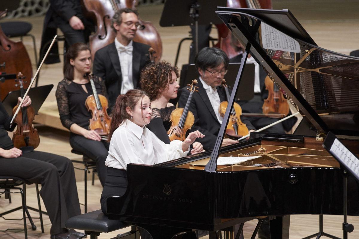 Anna Vinnitskaya, Die Deutsche Kammerphilharmonie Bremen, Matthias Höfs,Constantinos Carydis,  Elbphilharmonie Hamburg
