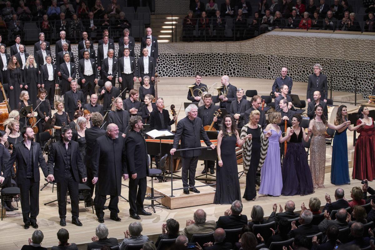 Jean-Philippe Rameau, Hippolyte et Aricie, Elbphilharmonie Hamburg, 27. November 2018
