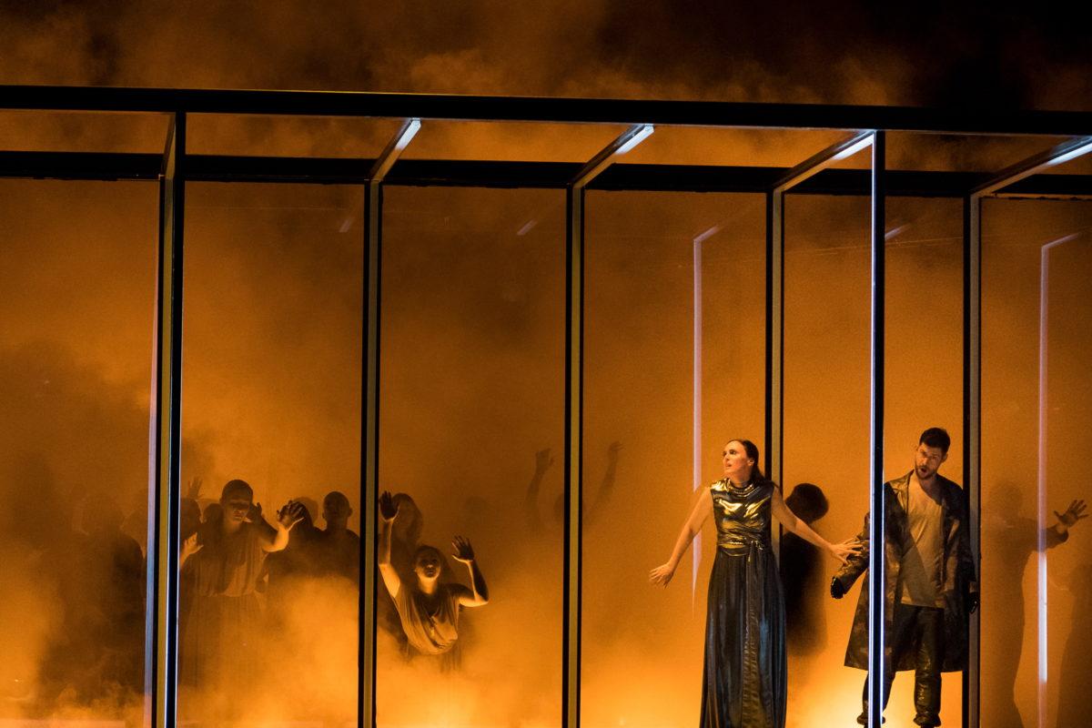 Wolfgang Amadeus Mozart, La clemenza di Tito Theater an der Wien, 19. Oktober 2019