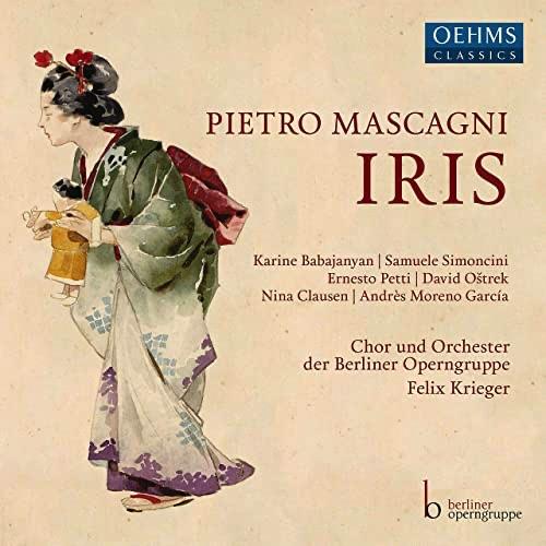 "CD Rezension:Mascagnis ""Iris""  klassik-begeistert.de"