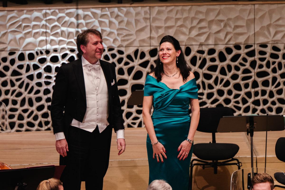 Münchner Philharmoniker, Genia Kühmeier, Tanja Ariane Baumgartner, Andreas Schager, Valery Gergiev, Elbphilharmonie Hamburg, 22. Januar 2019