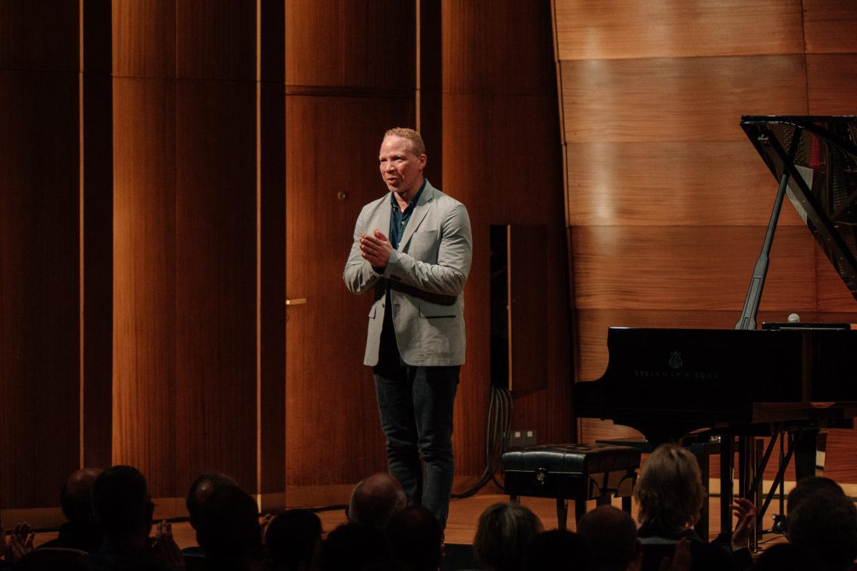Klavierjazz mitCraig Taborn,  Laeiszhalle Hamburg, Kleiner Saal, 12. Februar 2019