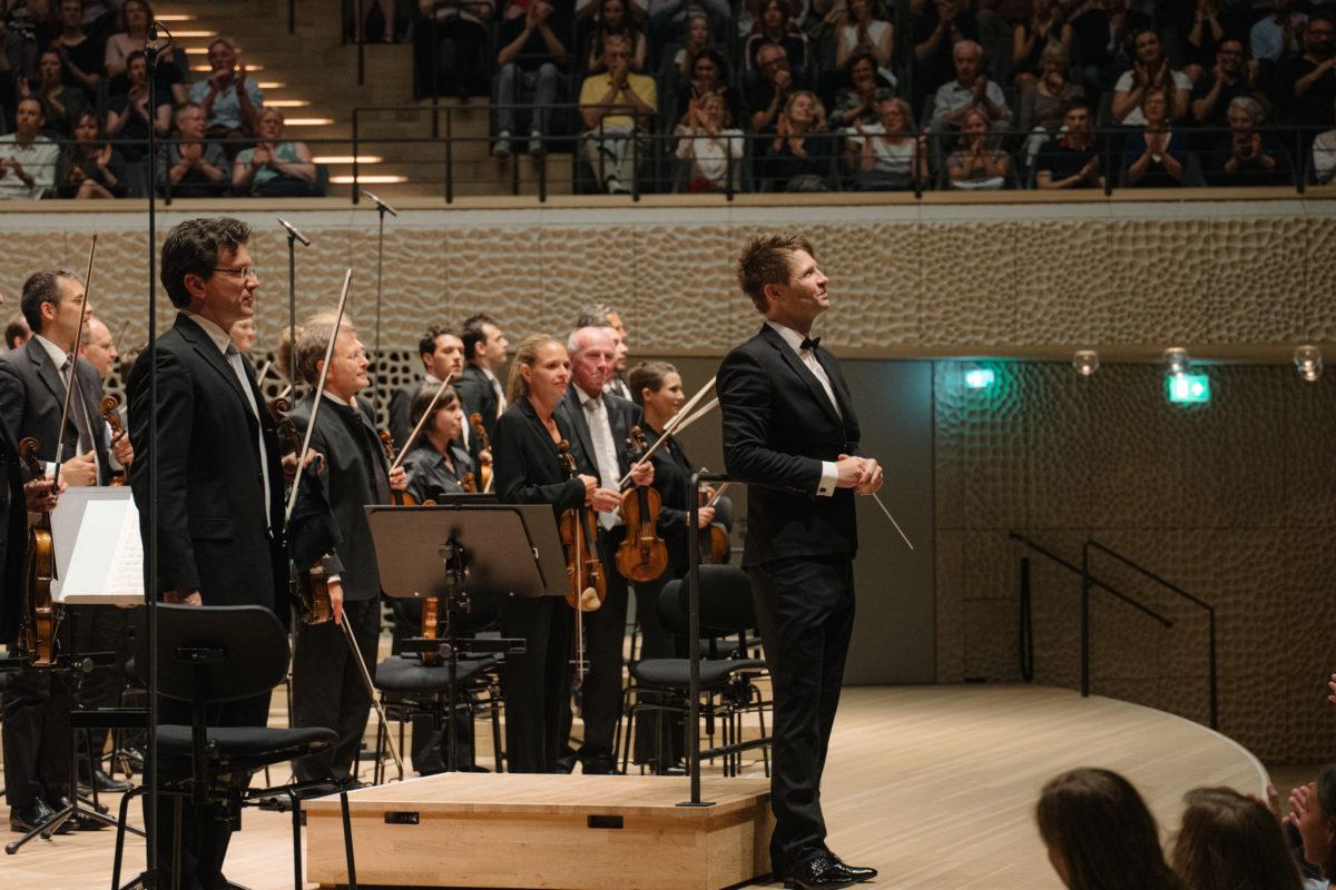 Anna Vinnitskaya, NDR Elbphilharmonie Orchester, Krzysztof Urbański,  Elbphilharmonie Hamburg, 14. Juni 2019
