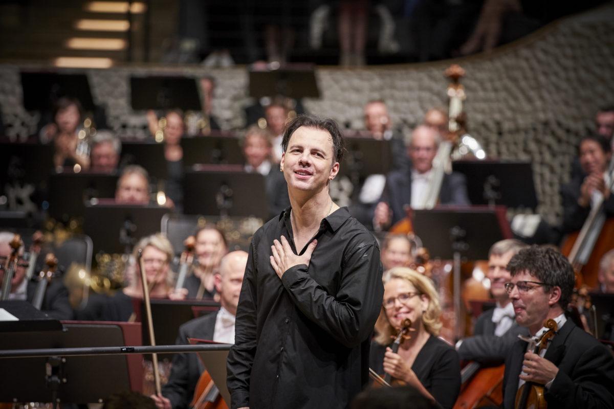 SWR Symphonieorchester, Teodor Currentzis, Gustav Mahler, Sinfonie Nr. 9 D-Dur,  Elbphilharmonie, 17. Dezember 2019