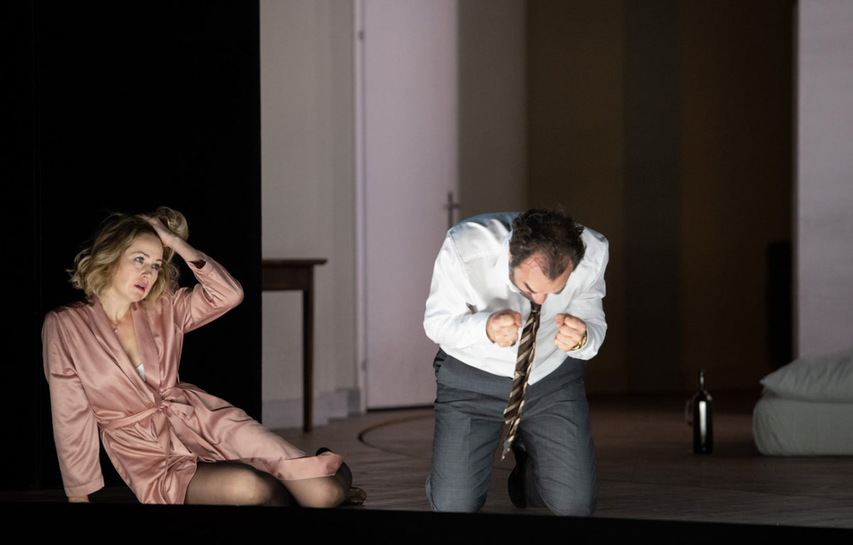 Ruggero Leoncavallo: Zazà,  Theater an der Wien, 25. September 2020