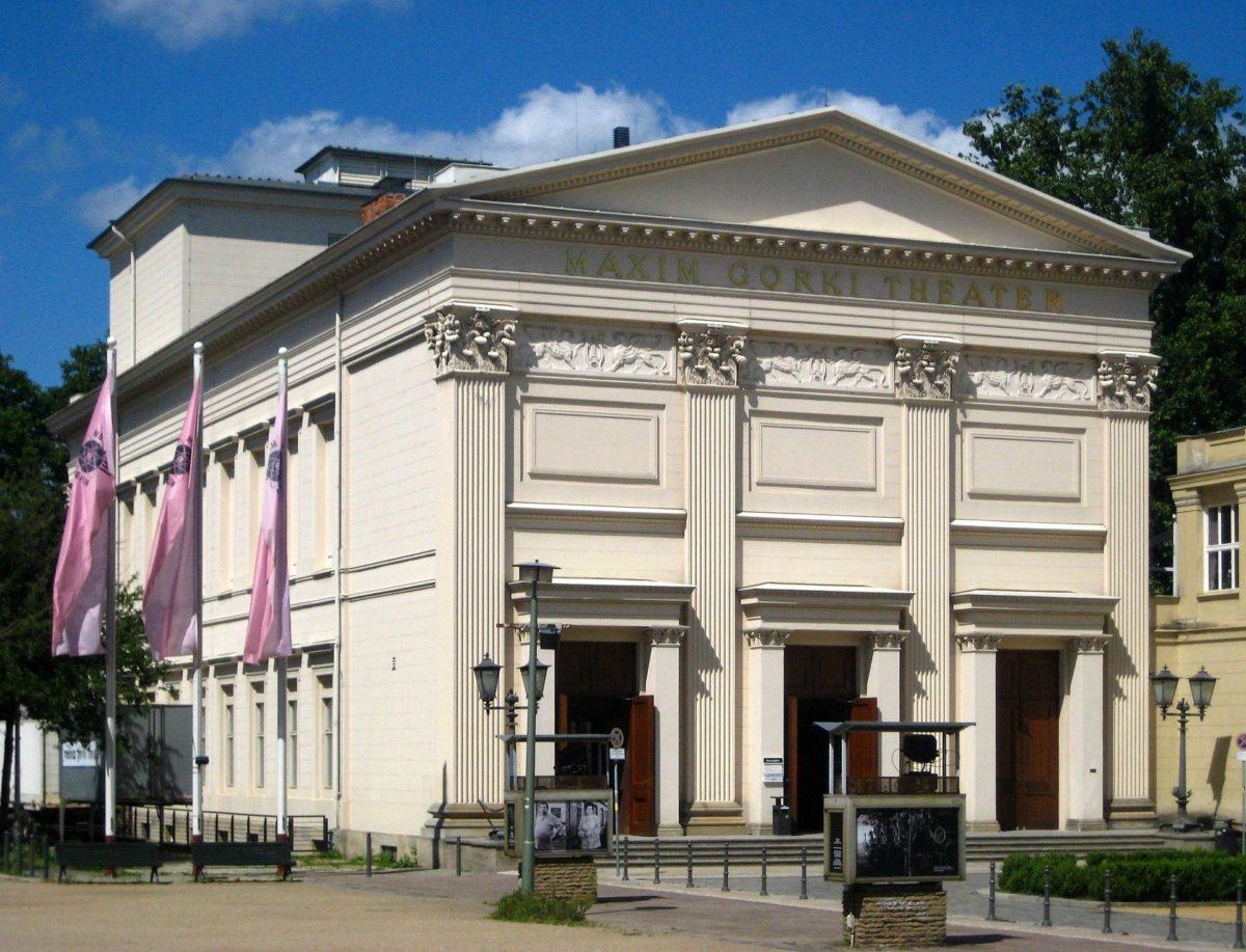 Sommereggers Klassikwelt 39: Von der Singakademie zum Maxim-Gorki-Theater