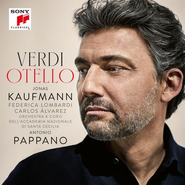 Giuseppe Verdi: Otello, Jonas Kaufmann, Federica Lombardi, Carlos Álvarez, Antonio Pappano  CD-Besprechung