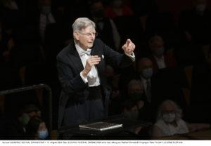 Wiener Philharmoniker, Herbert Blomstedt  Musikverein Wien, 3. Oktober 2020