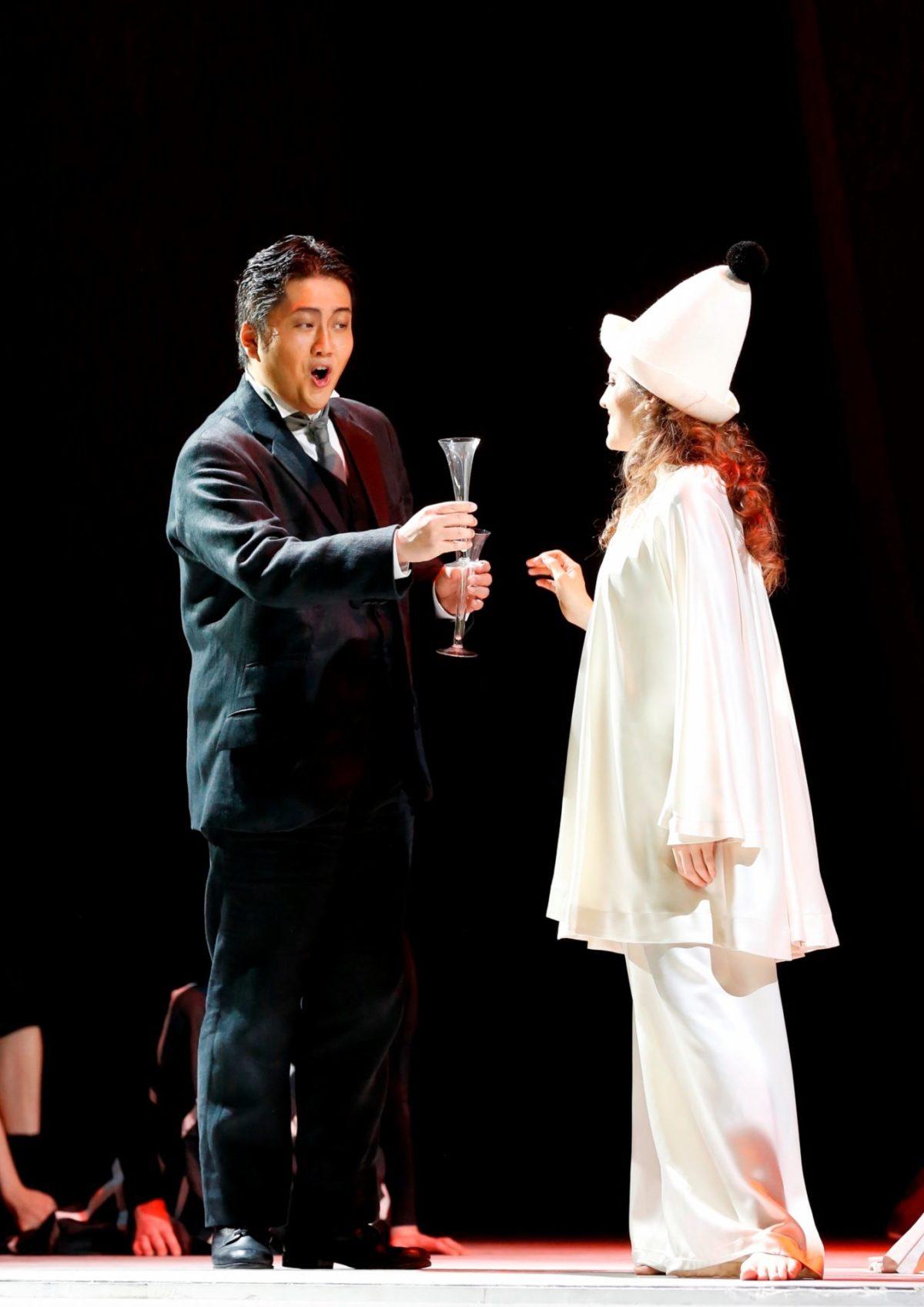Giuseppe Verdi, La Traviata ,  Volksoper Wien, 7. Februar 2020