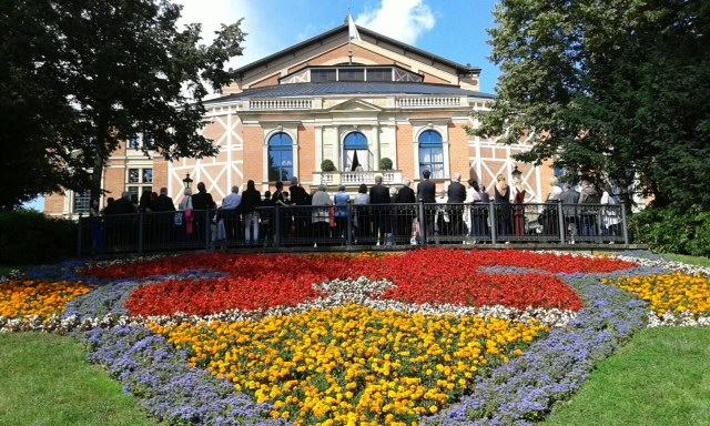 Parsifal, R. Wagner,  Festspielhaus, Bayreuth