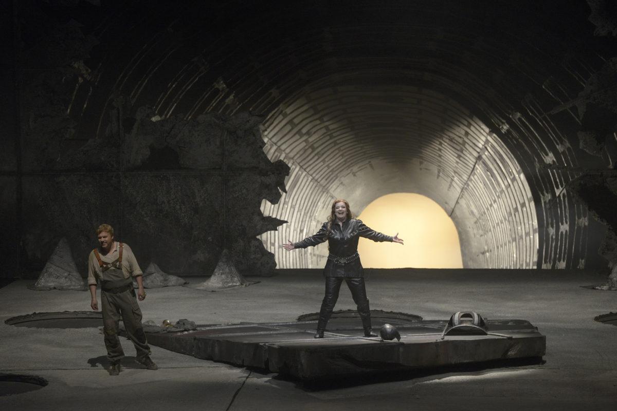 Richard Wagner, Der Ring des Nibelungen, Siegfried,  Deutsche Oper Berlin