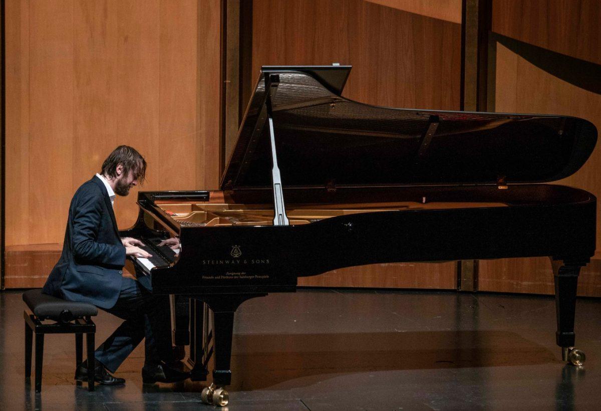 Solistenkonzert Daniil Trifonov, Salzburger Festspiele, Großes Festspielhaus, 14. August 2018