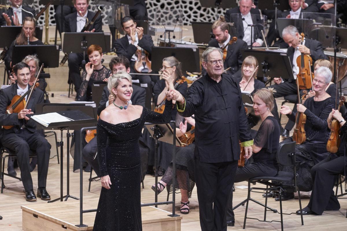 Joyce DiDonato, Sir John Eliot Gardiner, Orchestre Révolutionnaire et Romantique,  Elbphilharmonie Hamburg