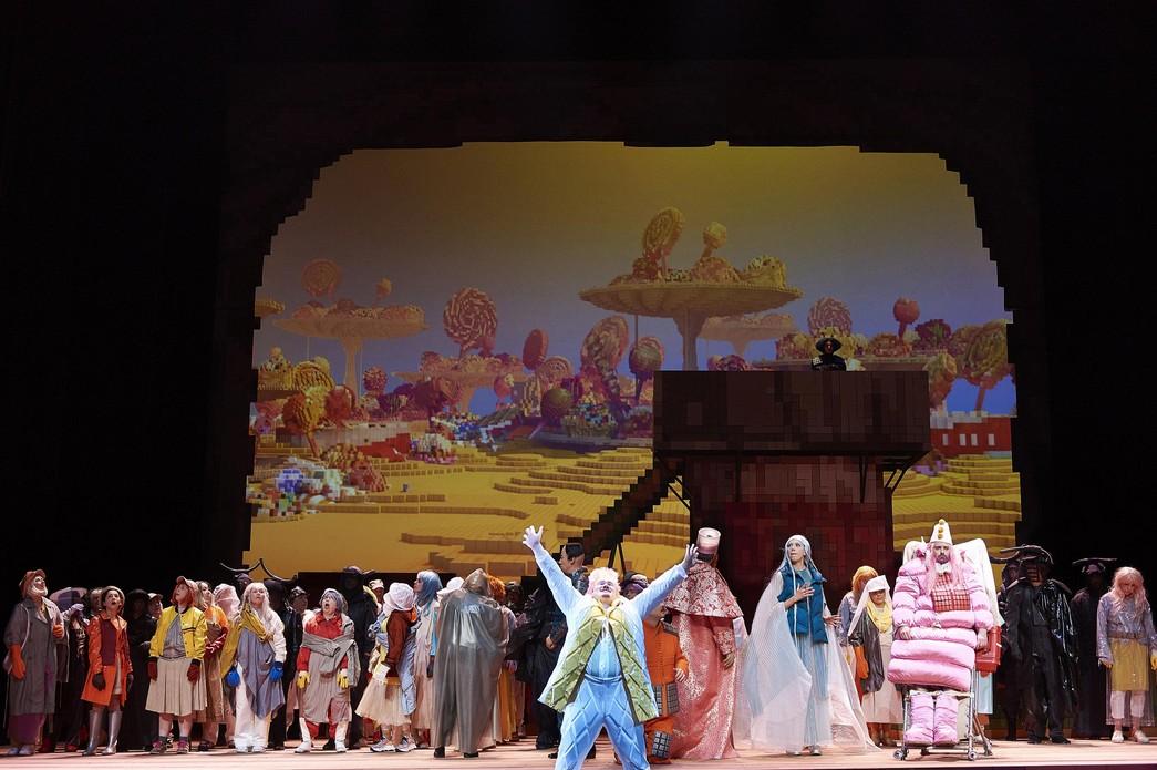 Sergej Prokofjew, Die Liebe zu drei Orangen,  Staatsoper Stuttgart, 9. April 2019