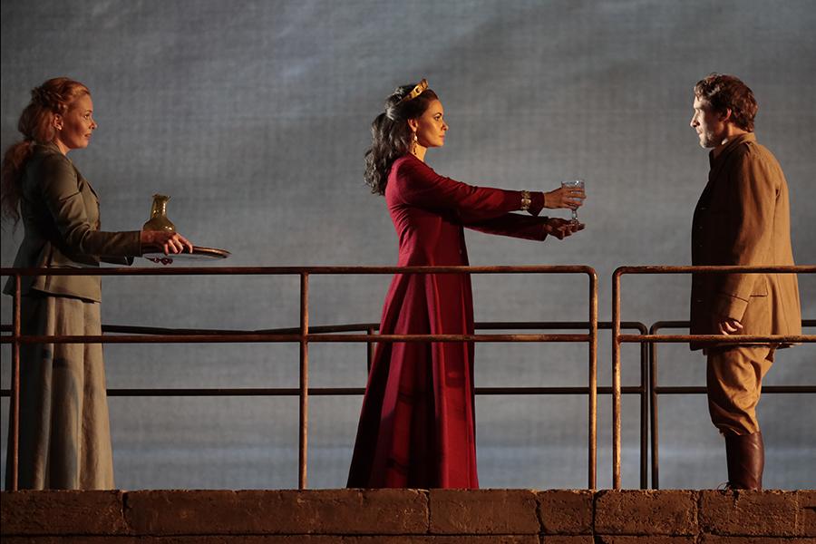 Henry Purcell, Dido und Aeneas,  Bolschoi-Theater Moskau, 12. März 2020