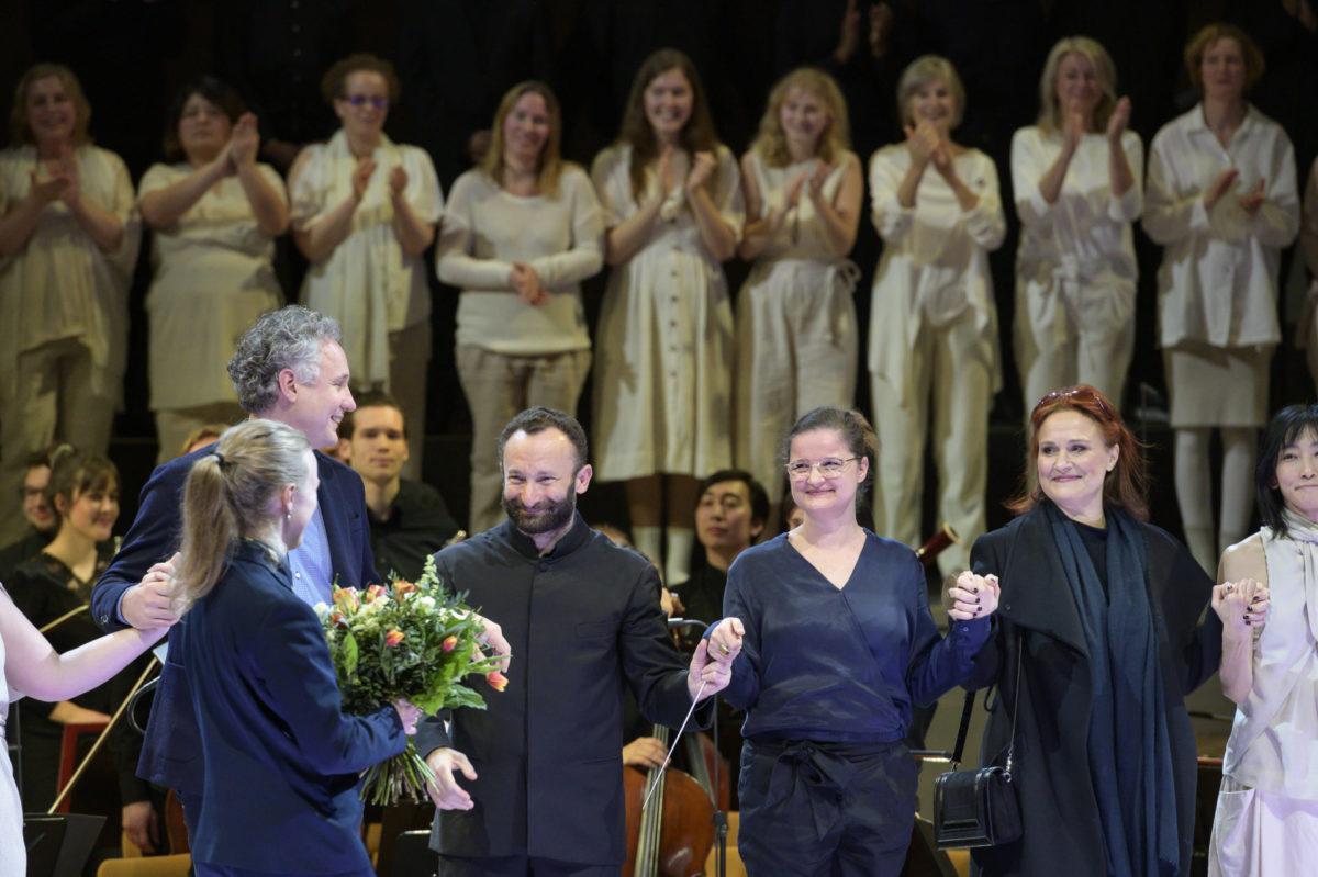 Giacomo Puccini, Suor Angelica, Kirill Petrenko,  Philharmonie Berlin, 2. Februar 2020