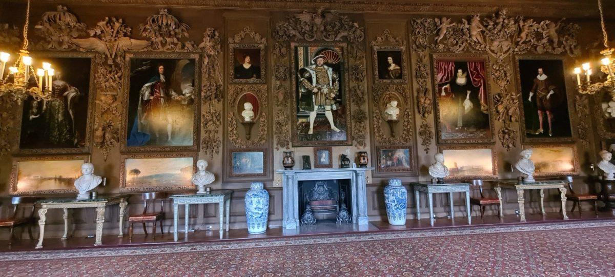 Ritterbands Klassikwelt 19: Die singenden Wände von Petworth House