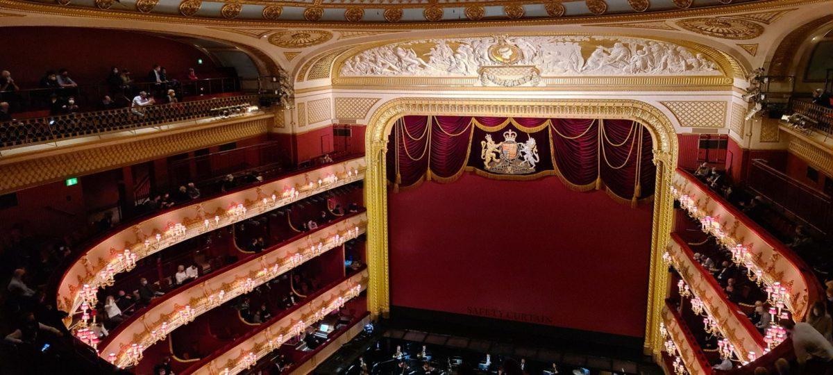 Mozart, La clemenza di Tito,  Royal Opera Covent Garden, London, 19. Mai 2021