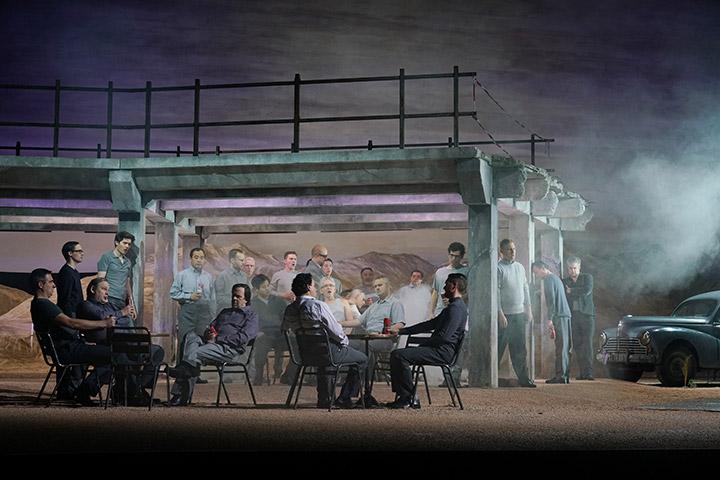 Hector Berlioz,La Damnation de Faust,  Landestheater Linz
