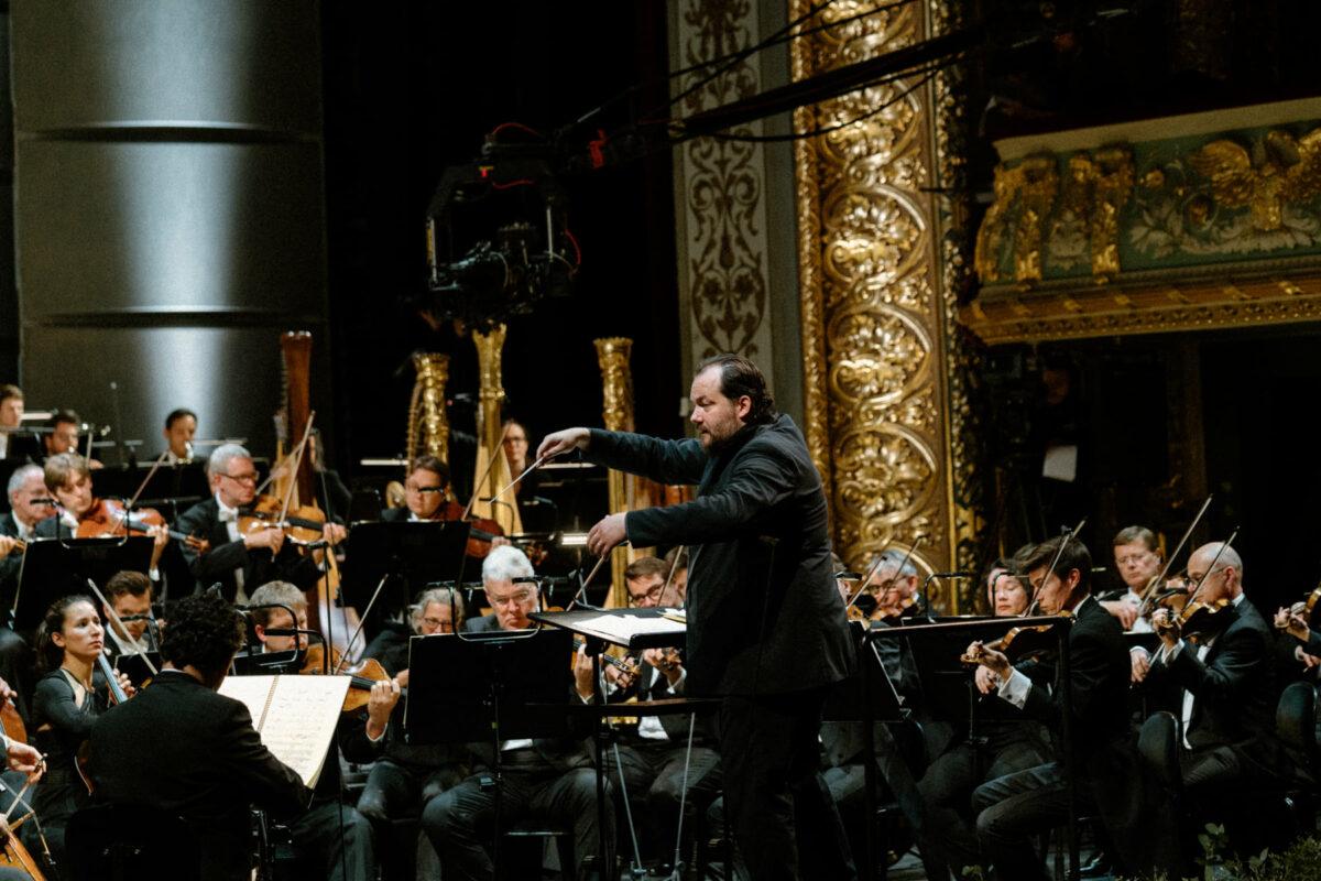 Andris Nelsons, Bayreuth Festival Orchestra Klaus Florian Vogt, Christine Goerke  Riga Jurmala Music Festival, 3. September 2021, Lettische Nationaloper Riga