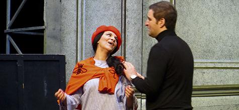 Giacomo Puccini, Tosca, Angela Gheorghiu,  Staatsoper Hamburg