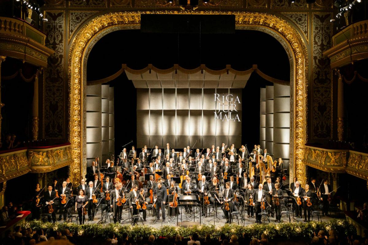 "Andris Nelsons, Bayreuth Festival Orchestra Klaus Florian Vogt, Christine Goerke, Günther Groissböck  ""Die Walküre"", 1. Aufzug  Riga Jurmala Music Festival, 4. September 2021"