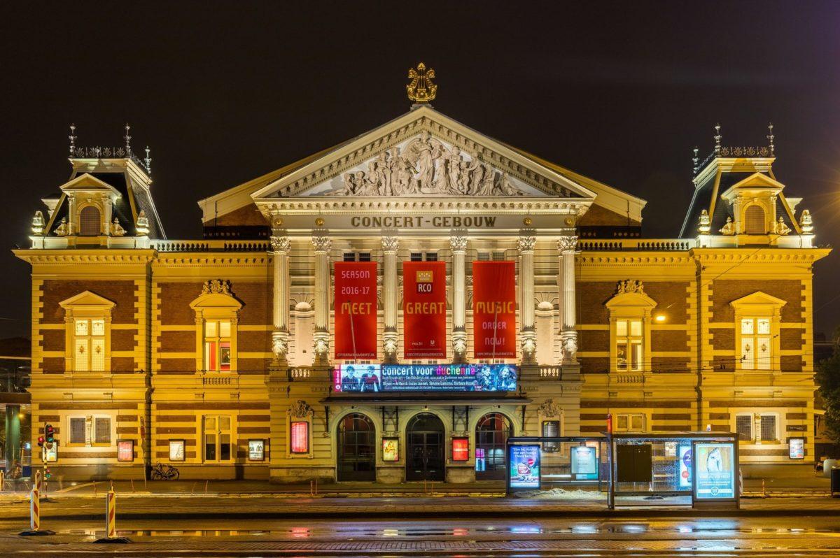 "Wolfgang Amadeus Mozart: Serenade Nr. 10 B-Dur, KV 361 ""Gran Partita""  Concertgebouw Amsterdam, 5. Februar 2021, 20 Uhr"