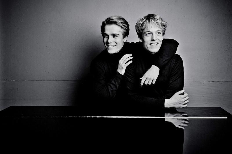 Lucas und Arthur Jussen, Großes Interview,  Konzerthaus Berlin