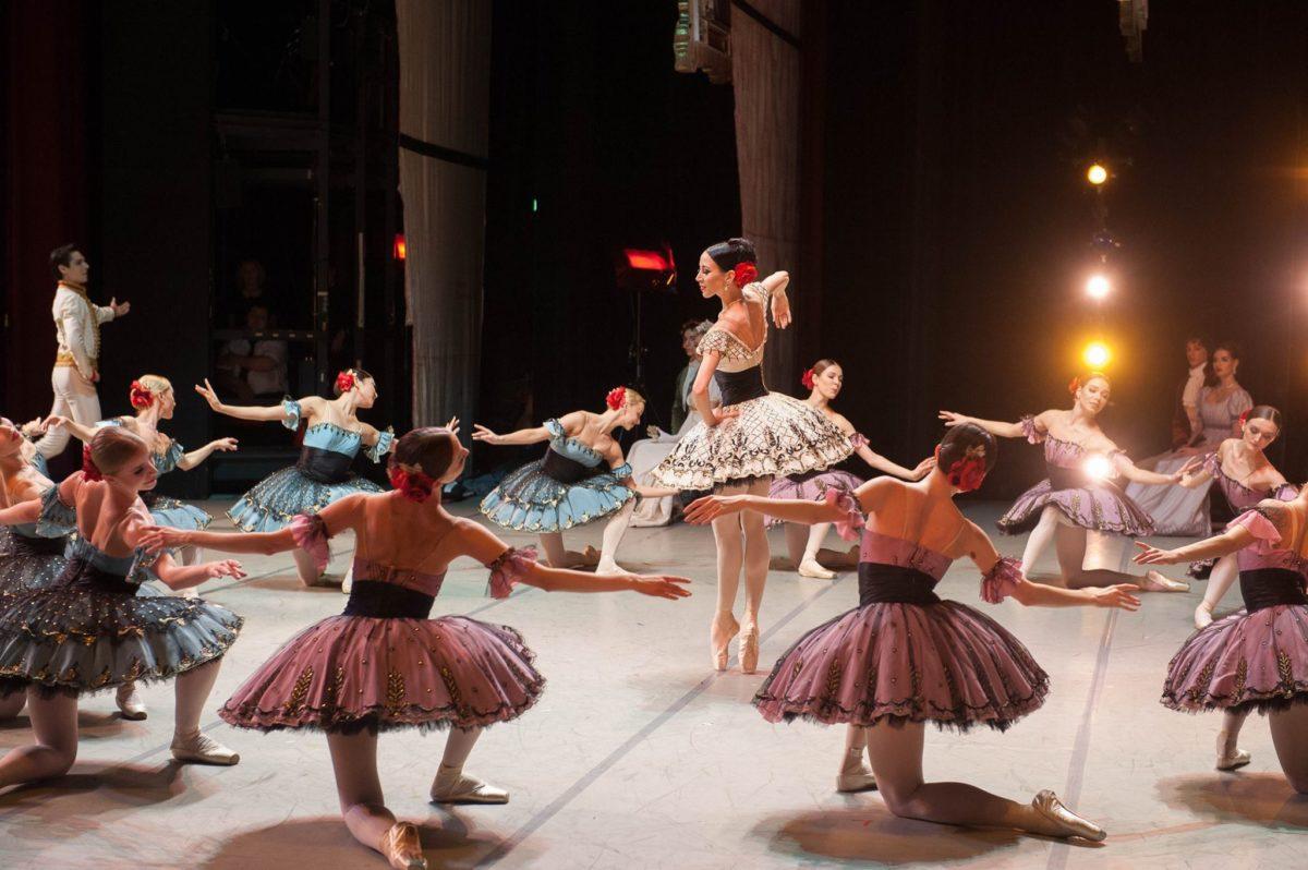 Ballett Paquita,  Festspielhaus Baden-Baden