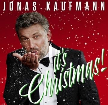 Jonas Kaufmann,  it's Christmas!, der Tenor singt 42 Weihnachtslieder  klassik-begeistert.de