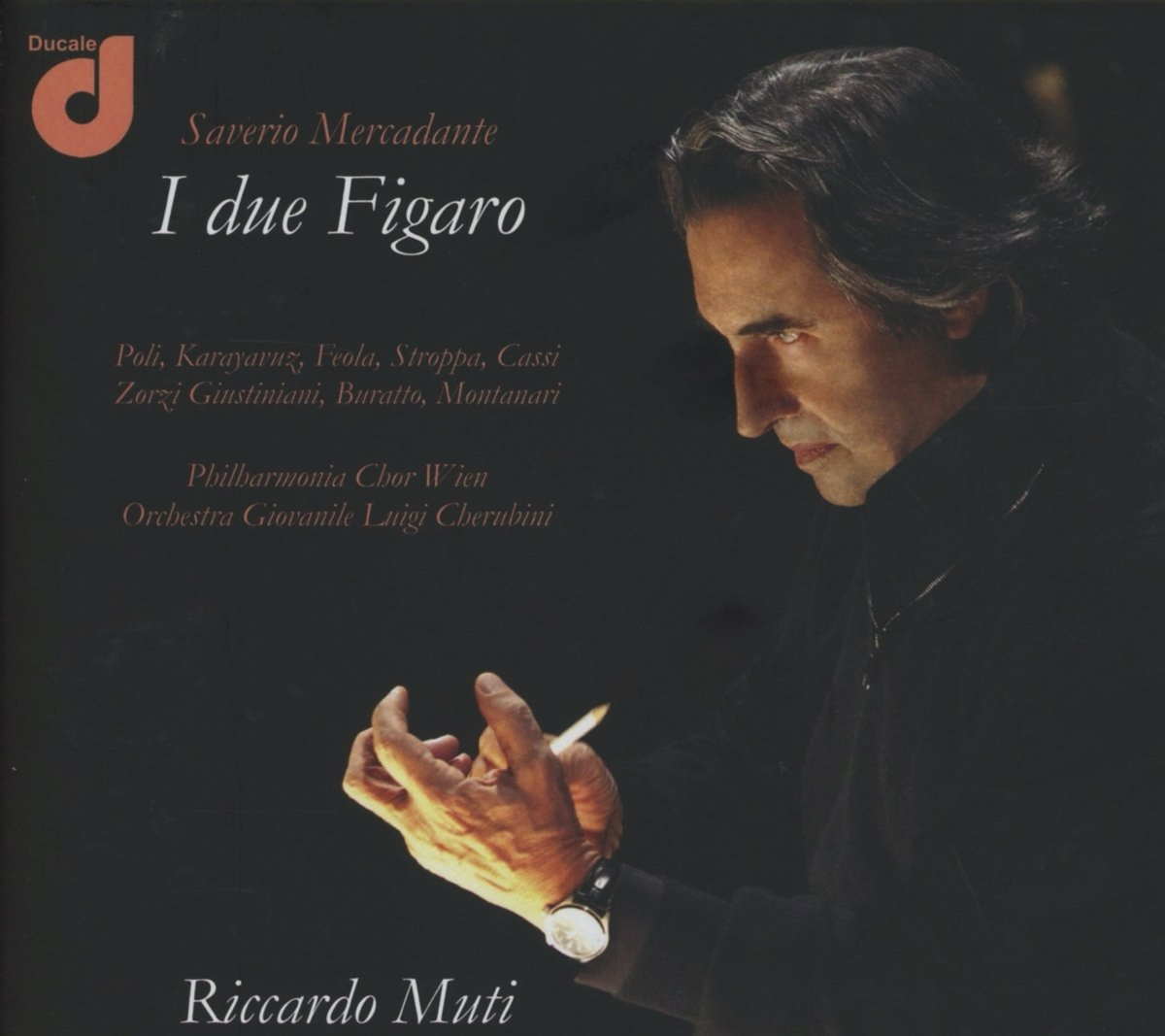 CD-Besprechung, Saverio Mercadante, I due Figaro, Riccardo Muti Music  klassik-begeistert.de
