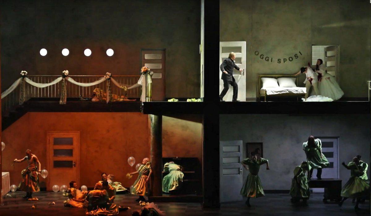 Gaetano Donizetti, Lucia di Lammermoor  Staatsoper Hamburg, Stream ins Netz gestellt am 30. April 2021
