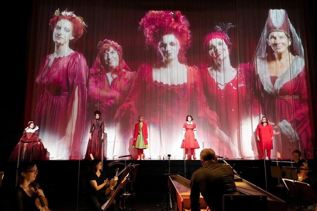 Georg Friedrich Händel, Teseo  Oper Halle, 2. Oktober 2020