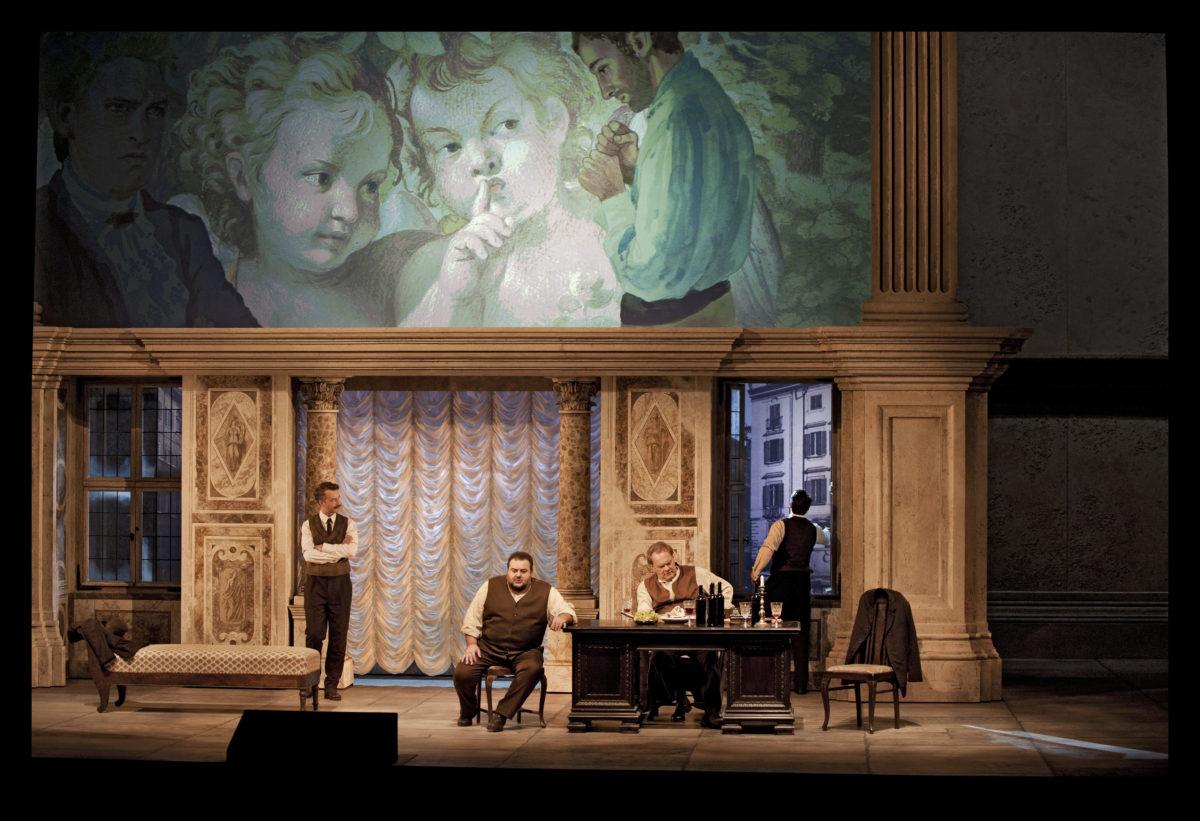 Giacomo Puccini, Tosca,  Staatsoper Unter den Linden