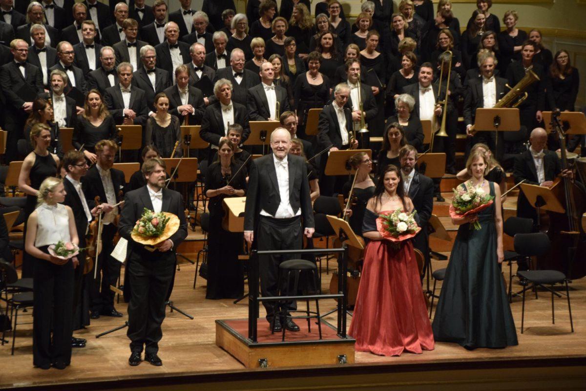 Felix Mendelssohn Bartholdy, Elias, Symphonischer Chor Hamburg,  Laeiszhalle Hamburg