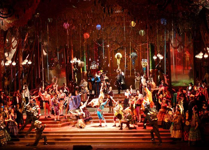Giuseppe Verdi, La Traviata,  Teatro La Fenice di Venezia