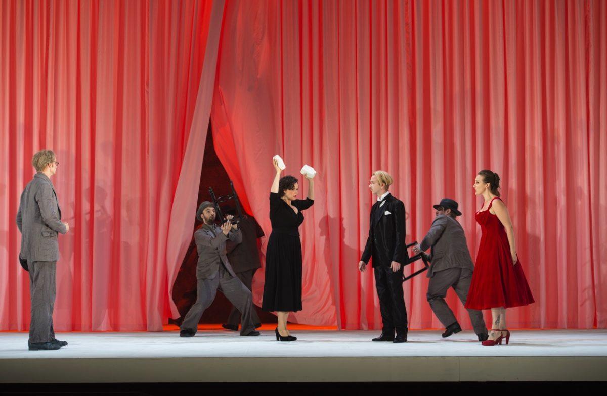 Richard Strauss, Ariadne auf Naxos Staatsoper Unter den Linden, Berlin, 13. September 2020
