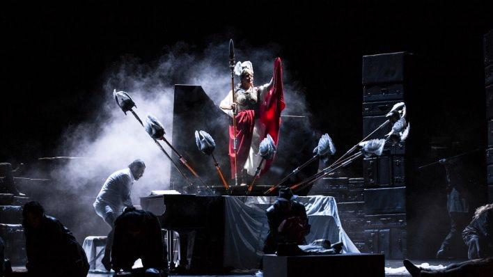 Richard Wagner, Die Walküre, Premiere, 27. September 2020  Deutsche Oper Berlin