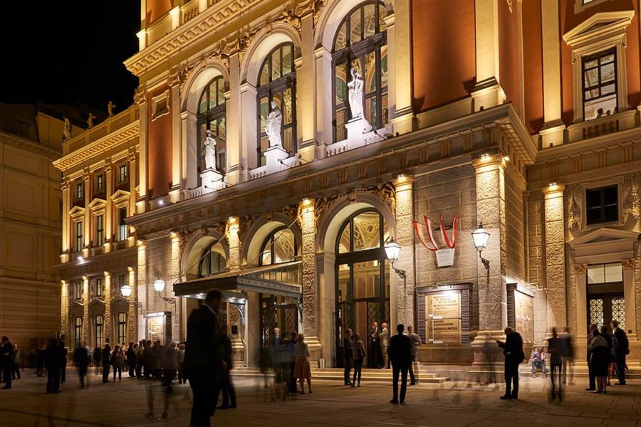 Wiener Brahms Trio,  Musikverein Wien, Brahms-Saal