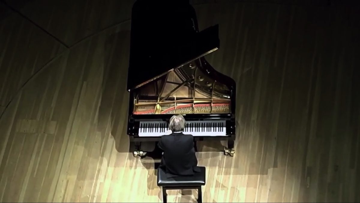 Rudolf Buchbinder: Ludwig van Beethoven – Klaviersonaten,  Elbphilharmonie Hamburg, 13. Oktober 2020