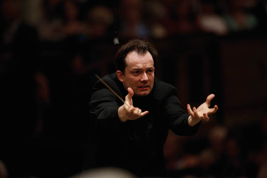 Boston Symphony Orchestra, Andris Nelsons,Baiba Skride,  Musikverein Wien